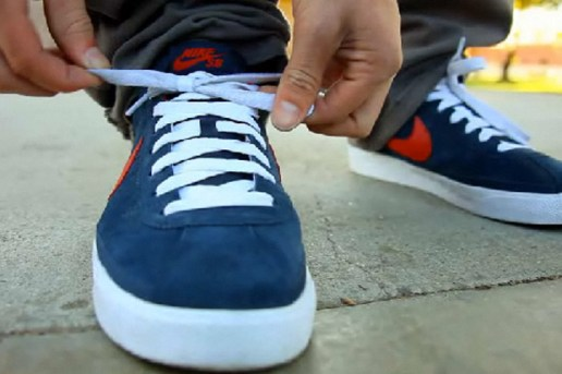 "Nike SB ""Don't Fear The Sweeper"" Tour Video Part 1"