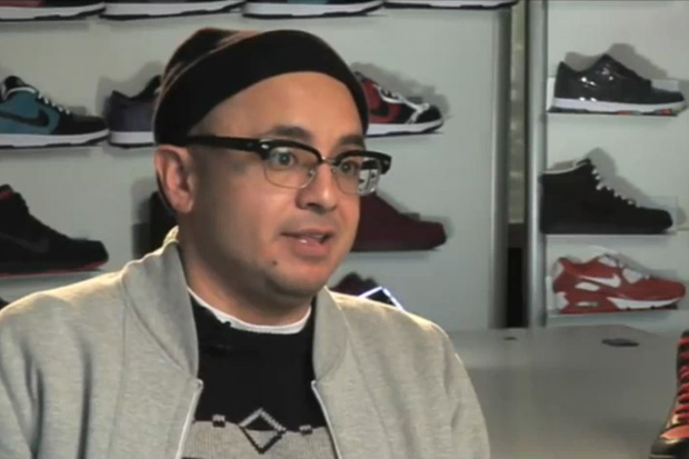 Nike Sportswear DJ AM + DJ Premier Video Interview with Jesse Leyva