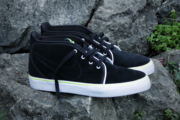 Nike Sportswear Zoom Toki ND Black/Lime Green
