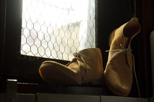 nil admirari 2010 Spring/Summer Footwear