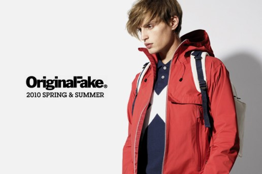 OriginalFake 2010 Spring/Summer Collection