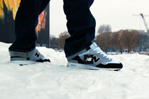 "Overkill x New Balance ""Berlin Wall"" 577 Pack - A Closer Look"