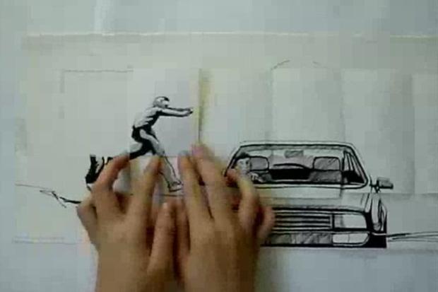 Parkour Motion Reel Video