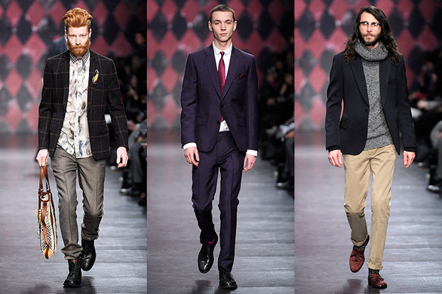 Paul Smith 2010 Fall/Winter Collection