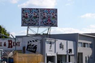"Phil Frost x Undefeated ""Fresh 2 Death"" Billboard Project"