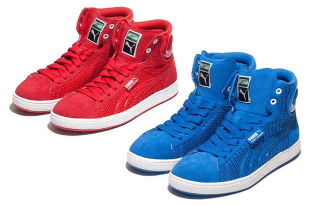 PUMA 2010 Spring First Round Mesh Pack