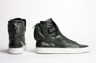 Raf Simons 2010 Spring/Summer Collection Astronaut Sneakers