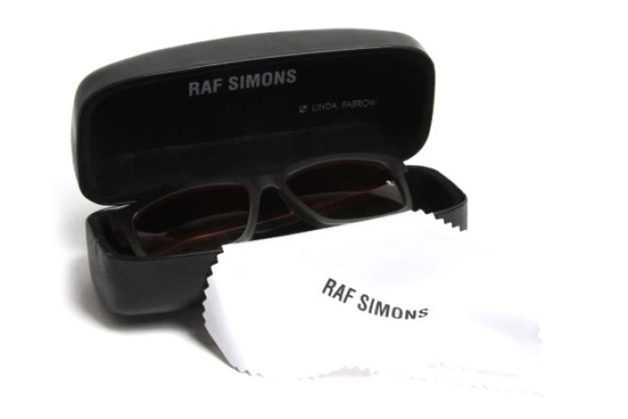 Raf Simons x Linda Farrow 2010 Spring/Summer Sunglass Collection