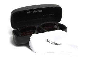 Raf Simons x Linda Farrow 2010 Spring/Summer Sunglass Collection