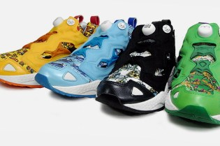 "Reebok 2010 Spring ""Hawaiian"" Collection Insta Pump Fury"