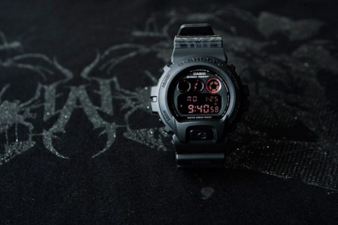 Remix Taipei x Casio G-SHOCK DW6900 Watch