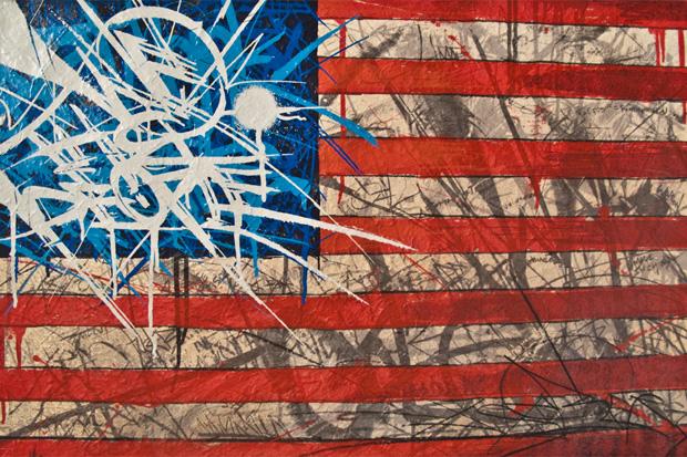 Saber Flag 2010