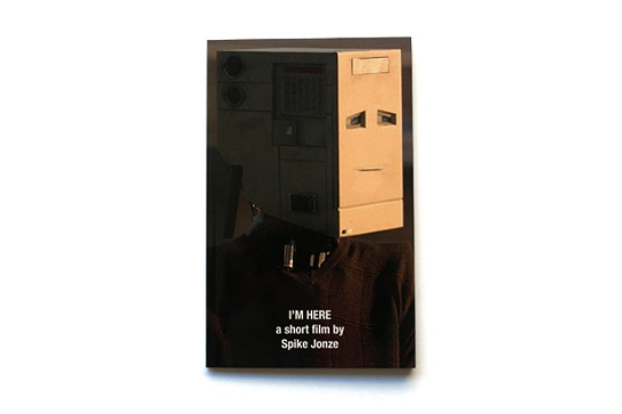 "Spike Jonze ""I'm Here"" Book"