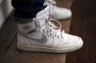 Streetsnaps: Air Jordan Nostalgia