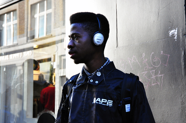 Streetsnaps: Geared Up