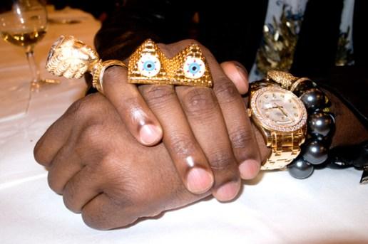 Streetsnaps: Kanye West's Jewelry