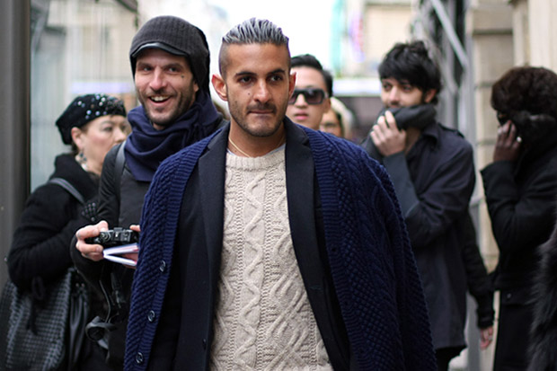 Streetsnaps: Knitted