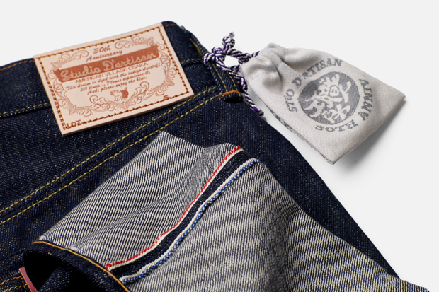 Studio D'Artisan 30th Anniversary Denim