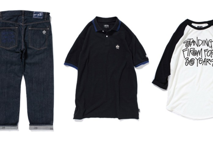 Stussy 2010 Spring 30th Anniversary Items