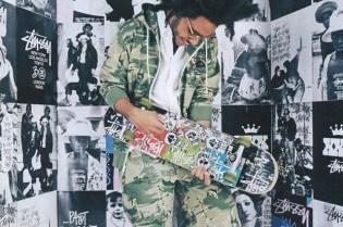 "Stussy 2010 Spring ""XXX"" Collection Lookbook"