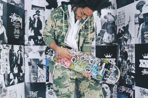 "Stussy 2010 Spring ""XXX"" Collection Lookbook"