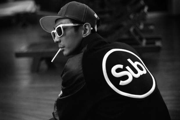 Sub by Subcrew Stadium Jacket