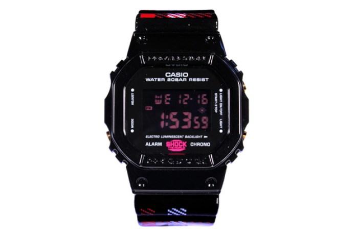 swagger x CASIO G-SHOCK DW-5600