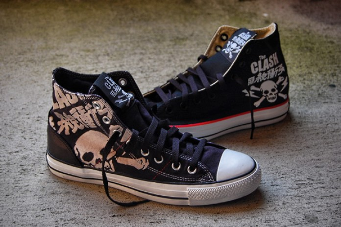 The Clash x Converse Chuck Taylor All-Star Pack