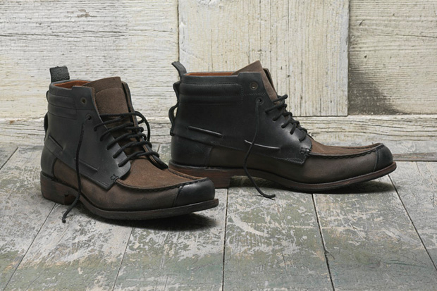 Timberland Boot Company 2010 Fall Collection Preview