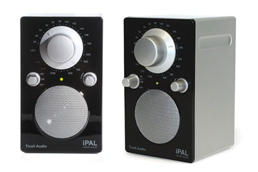 Tivoli Audio iPal Black/Silver