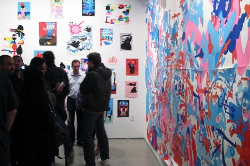 "Todd James ""Make My Burden Lighter"" Exhibition Recap"