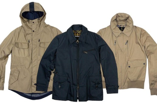"Tokihito Yoshida x Barbour 2010 Spring/Summer ""Beacon Heritage"" Collection"