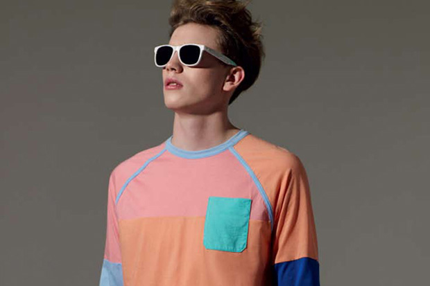 TOPMAN LENS 2010 Spring Collection