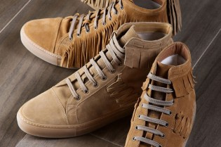 Trussardi 1911 Footwear 2010 Spring/Summer Collection