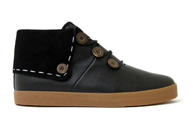 Ubiq Bo-Ro Mid Leather