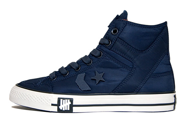 UNDFTD x Converse Poorman Weapon Navy