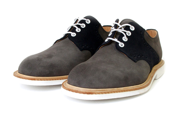 UNION x Mark McNairy 2010 Spring Footwear Collection
