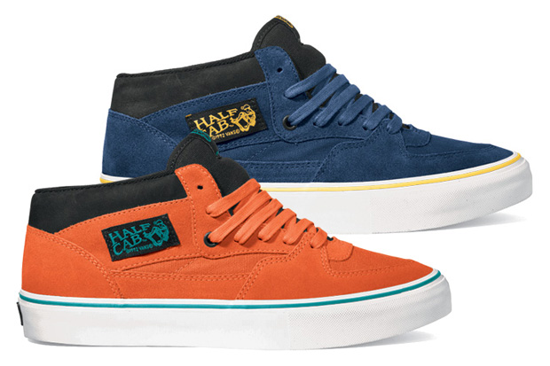 Vans 2010 Spring Half Cab Pro Collection