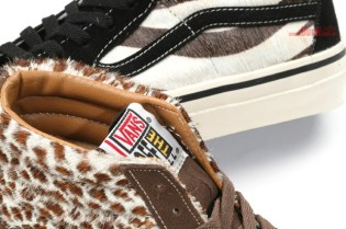 "Vans ""Animal Series"" SK8-Hi"