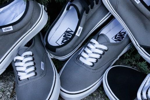 Vans Classics 2010 Spring Grey Pack