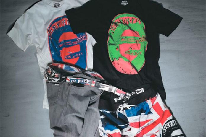 The Sex Pistols x Vans Capsule Collection