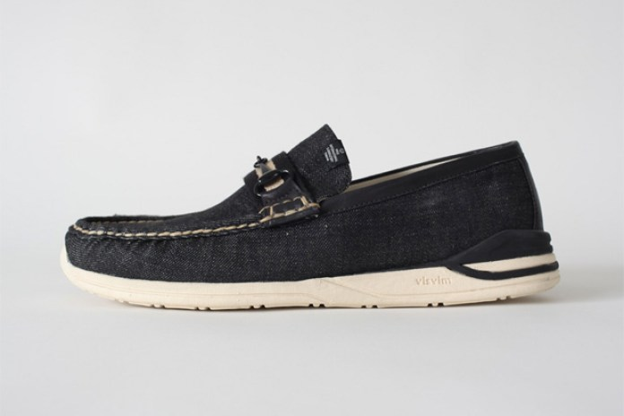 visvim ABARTH MOC DENIM-FOLK
