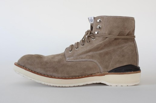visvim Virgil Boots-Folk F.I.L Exclusive Light Brown