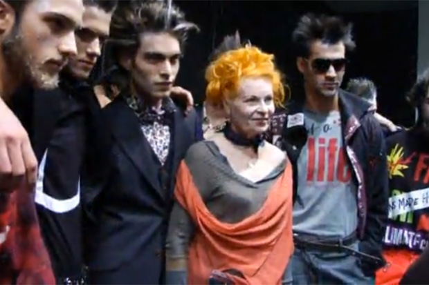Vivienne Westwood Men's 2010 Fall/Winter Collection