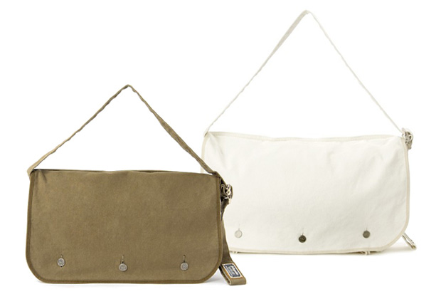 Wacko Maria x Porter Messenger Bag Collection