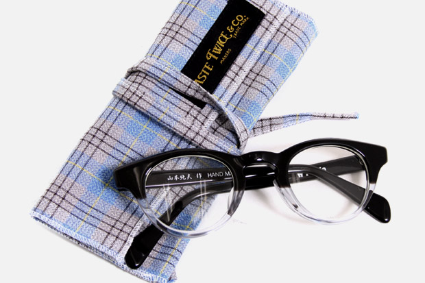 WASTE(TWICE) x Yamamoto Sumio WT BOSTON Glasses