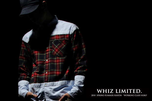 """whiz 2010 Spring/Summer """"Working Class Hero"""" Collection"""