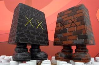 Wonderwall x KAWS Vinyl Figure