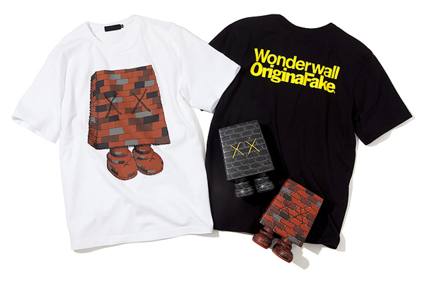Wonderwall x OriginalFake Collection - A Closer Look