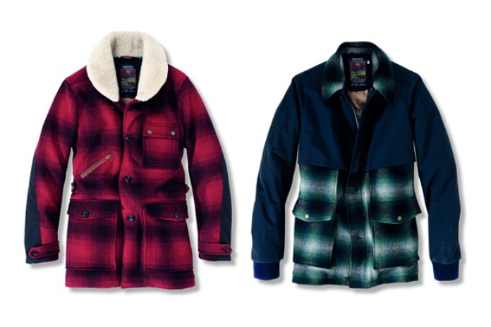 Woolrich 180th Anniversary Stag Jacket & Ranch Coat
